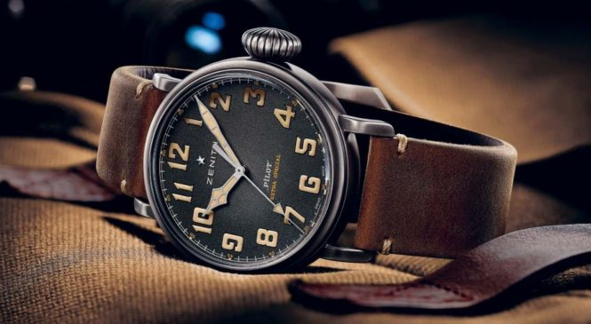 The Featured Zenith Pilot Watches