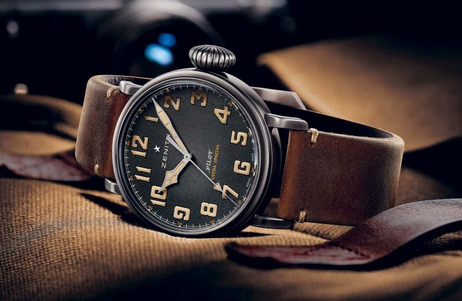 type 20 featured Zenith Pilot Watches