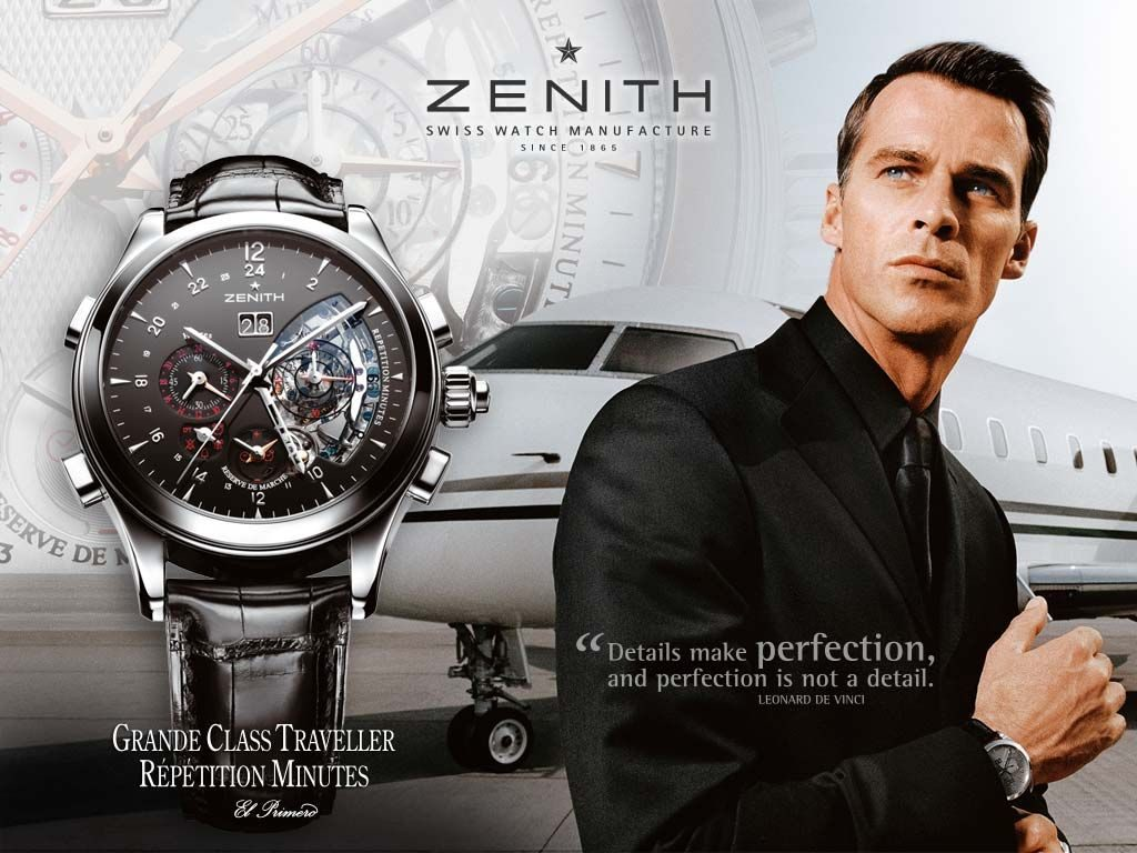 zenith featured Zenith Pilot Watches
