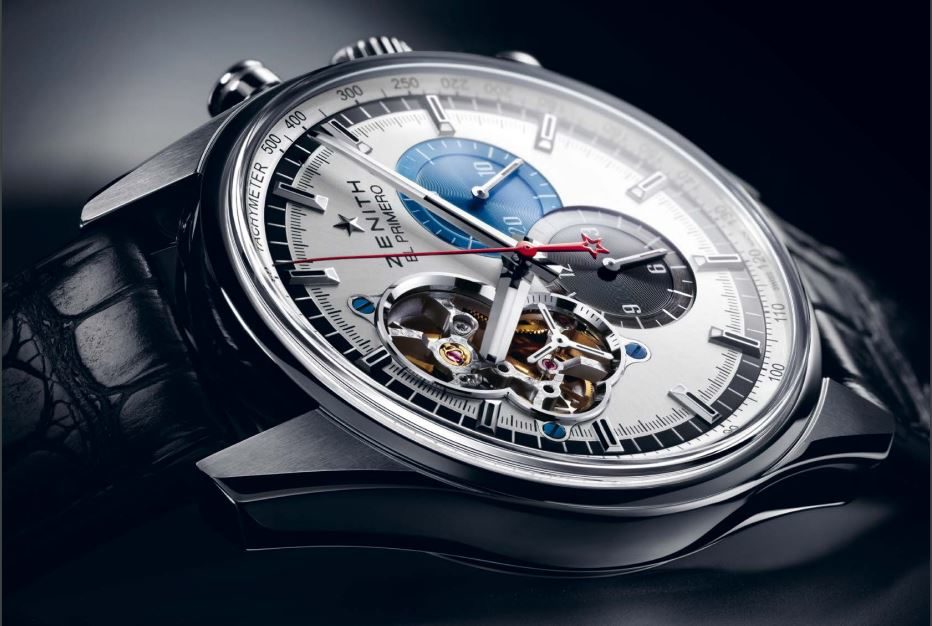 zenith el primero featured Zenith Pilot Watches