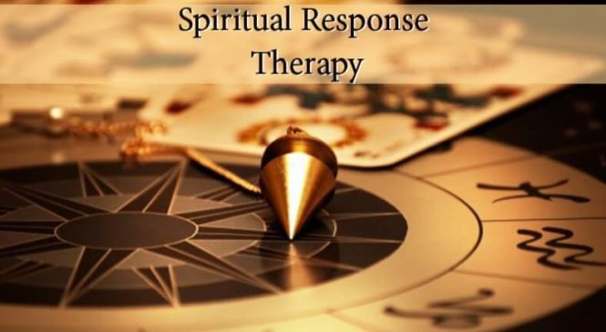 Spiritual response therapy, spiritual psychic healing