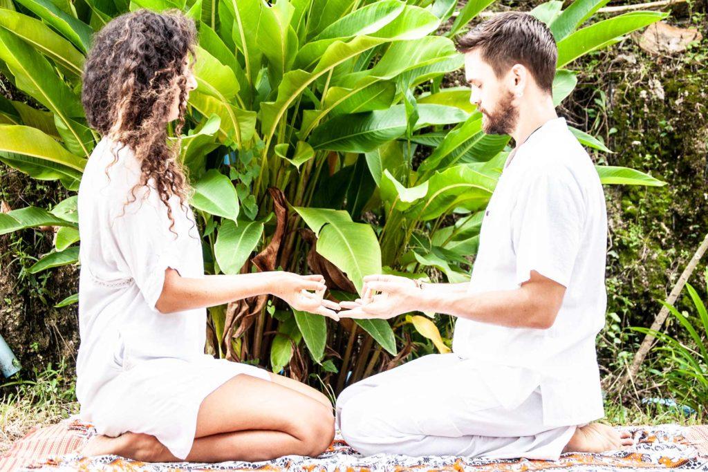 reiki yoga and reiki levels