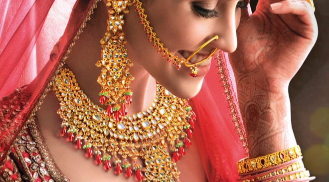 The Newest trends in Bridal Jewellery