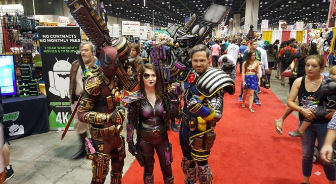 Tips for Attending Megacon in Orlando