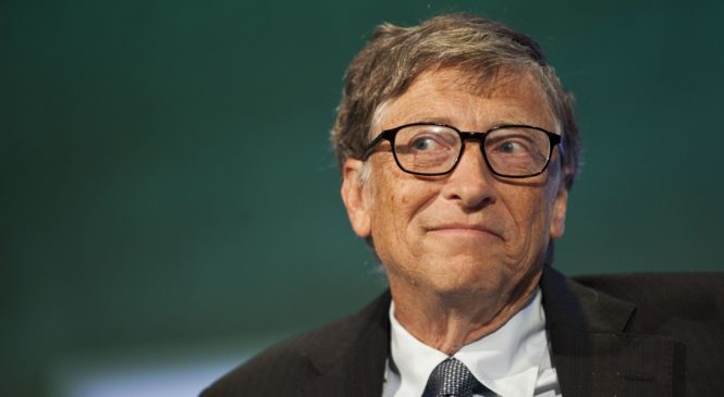 Why so many top philanthropists in the tech sector?