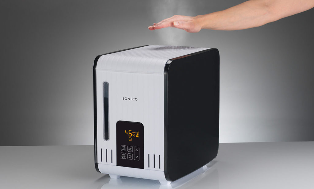 steam humidifier