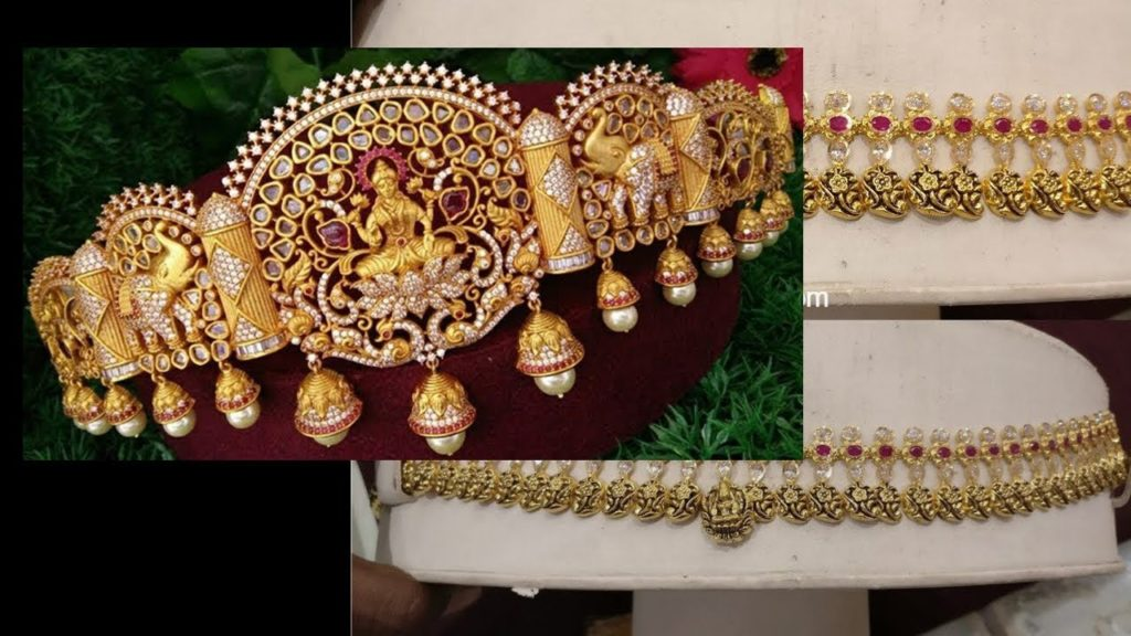 vaddanam The Newest trends in Bridal Jewellery