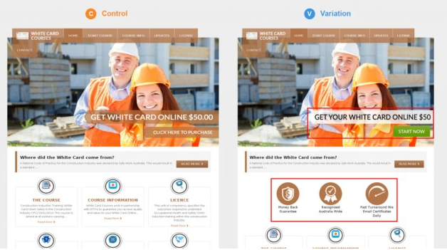 visual page testing Website UI Testing - Why Is It Important?