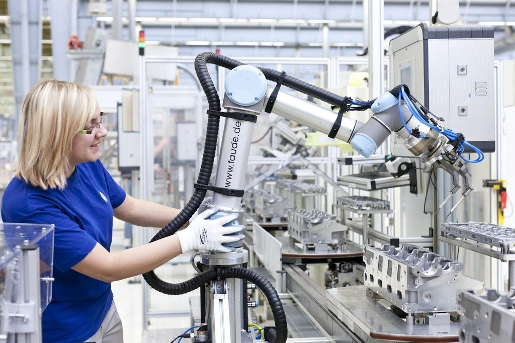 Collaborative and safe The Development of Collaborative Robots (COBOTS)