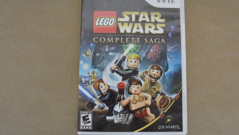 Nintendo Wii Lego Star Wars: The Complete Saga