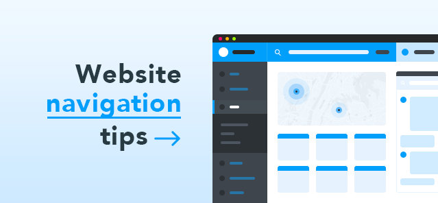 No confusing navigation Make it responsive 5 mistakes to avoid while building your first website