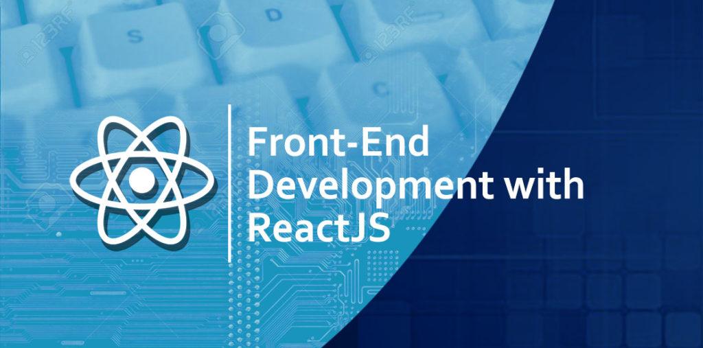 ReactJS React vs Angular vs Vue: Front-End Development Market