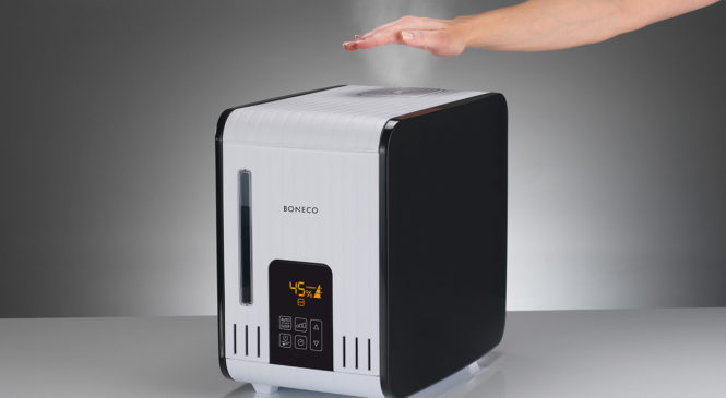 Ultrasonic Humidifier: Thrifty, Comforting and Worryfree