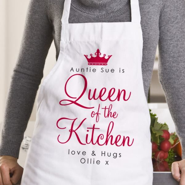 apron for mom Most Creative Gift Ideas for this Mother's Day Celebration