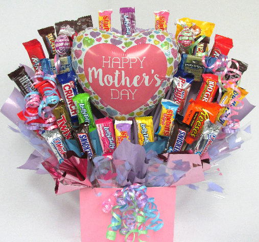 chocolate bouquet Most Creative Gift Ideas for this Mother's Day Celebration