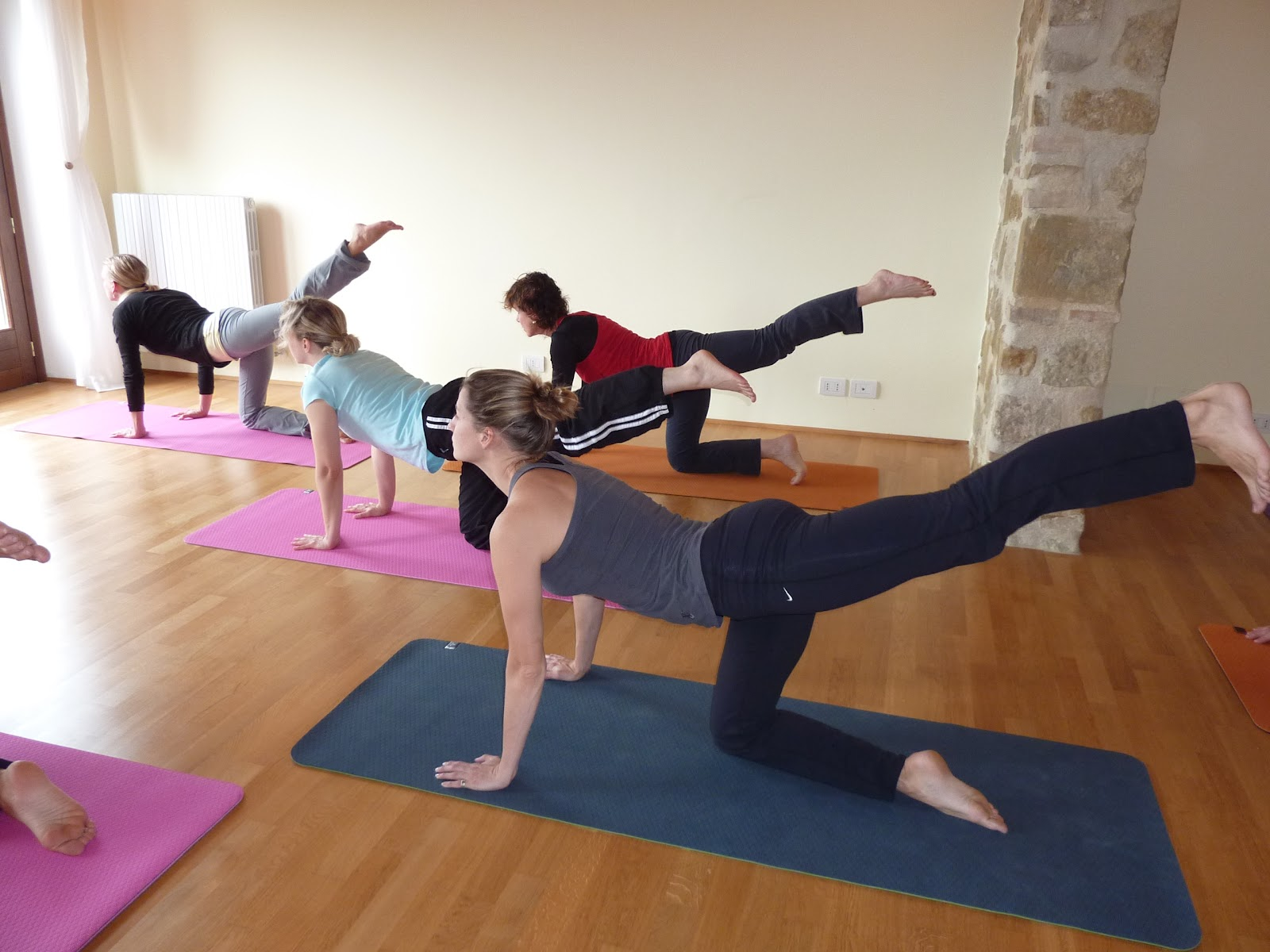 How to prepare for a Bikram Yoga class for cosmic energy