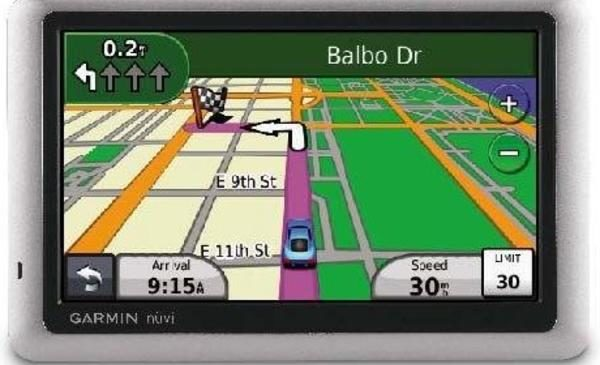 Garmin nuvi 1450 review