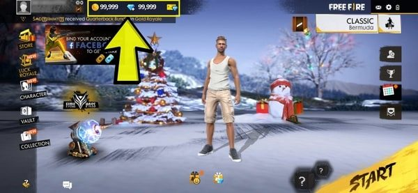 Interesting features Garena Free Fire Mod Apk for a better gaming experience
