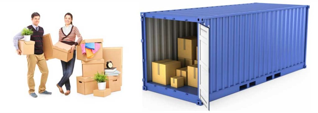 Store Your Personal Belongings The Storage Options in Miami Florida - at Shipped.com