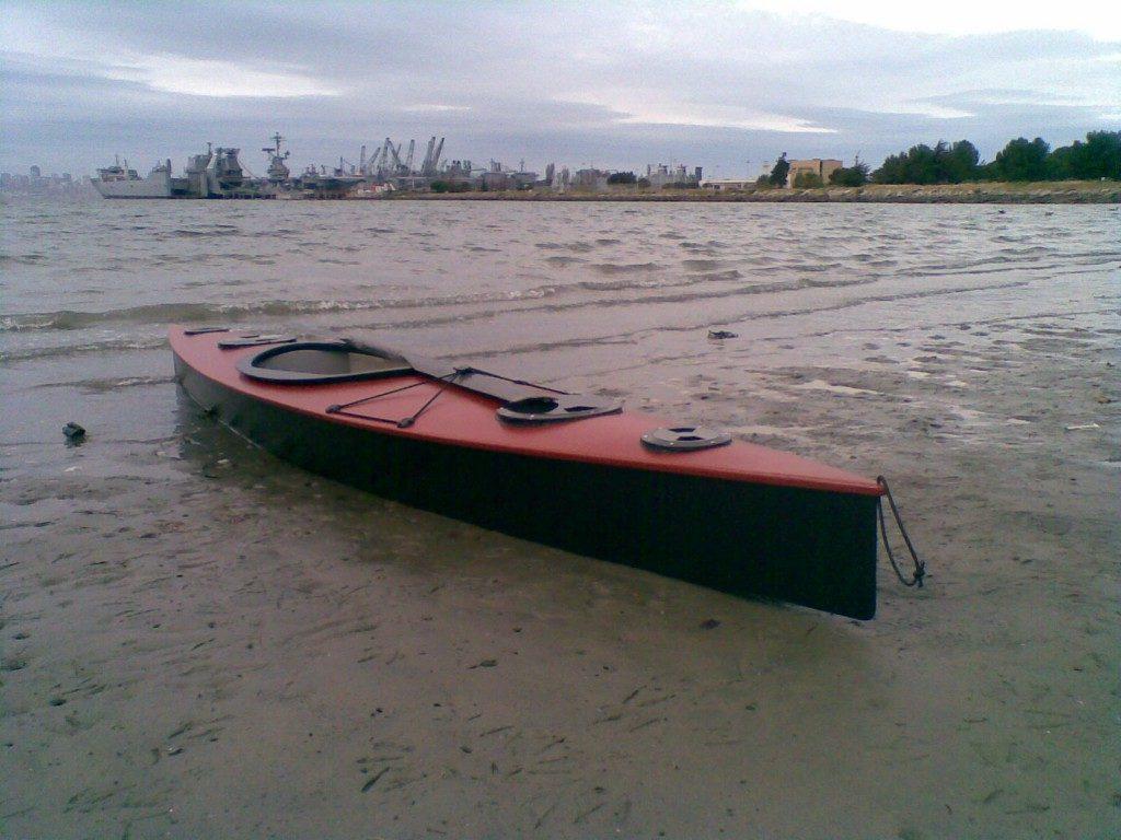 ultralight kayak