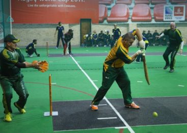 Different format rules applying to indoor cricket world cup