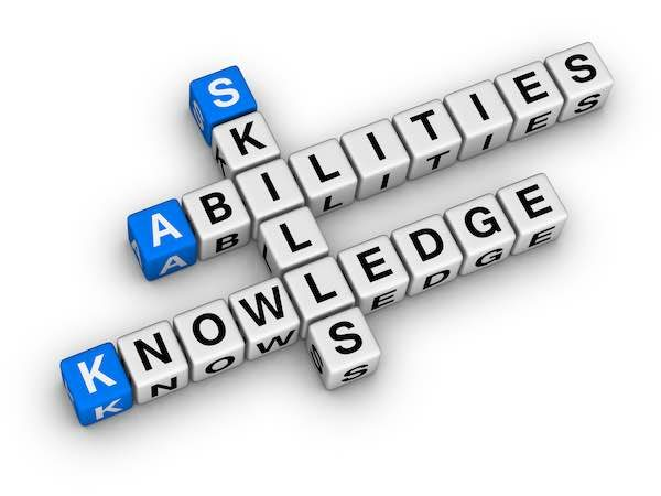 Skills & Abilities What To Think About As You Try To Land Your First Job