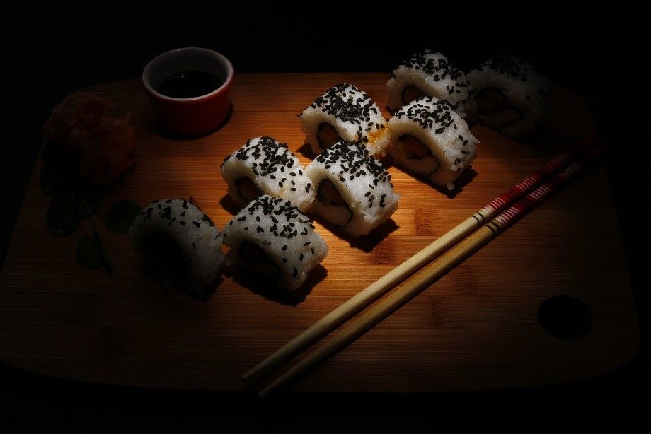Learn how to eat sushi right Roll with It: 3 Ways to Celebrate International Sushi Day