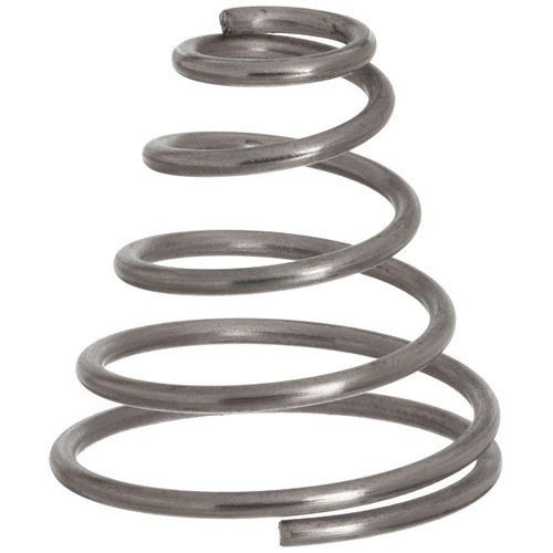 conical spring Five Spring Types That You're Using Right Now