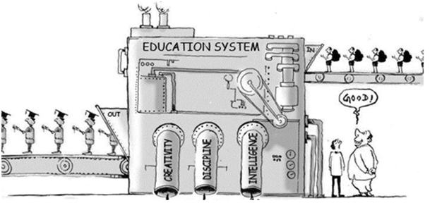 current education system Changing Education Paradigms of World