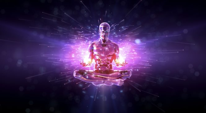 Kundalini awakening in spiritual healing methods
