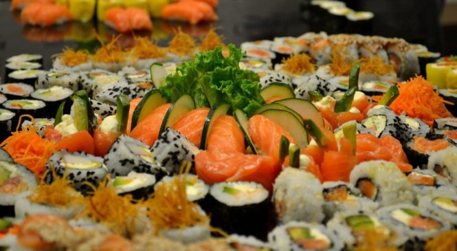 Roll with It: 3 Ways to Celebrate International Sushi Day