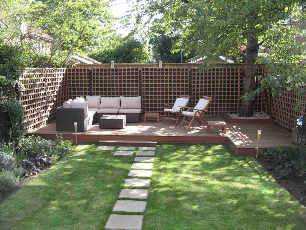 Add A Decking Area Home Improvements To Help In The Summer Months