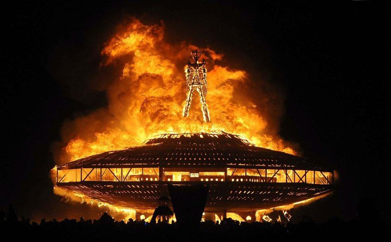 Burning Man Festival 4 Music Festivals Worth Attending In The US