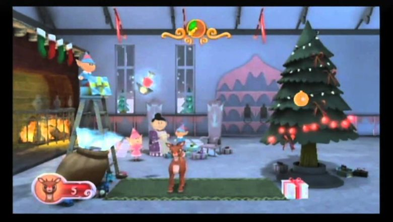 Game review: Rudolph the Red-Nosed Reindeer on Nintendo Wii