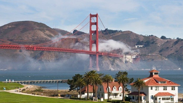 Ideal San Francisco Weekend Group Retreats