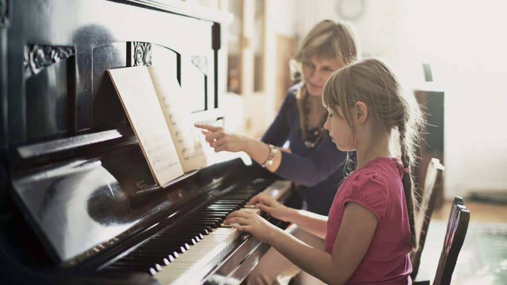 Learning music The Love of Music Keeps on Growing