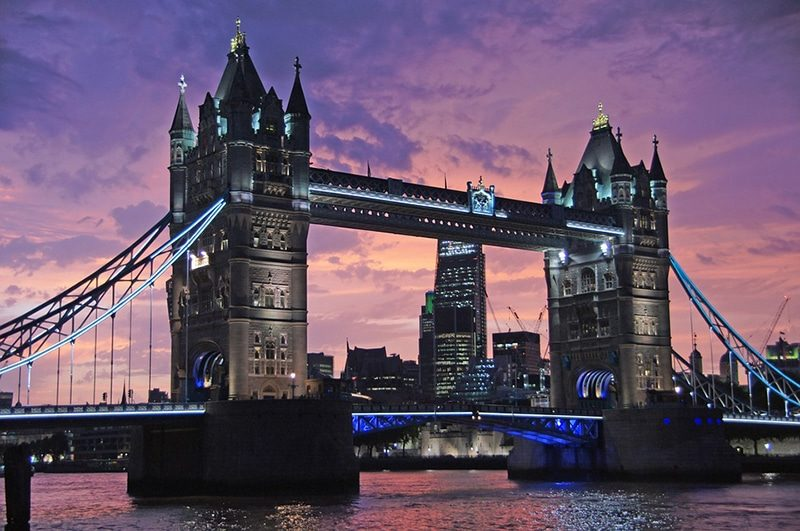London, United Kingdom European Locations That Should Be On Your Bucket List