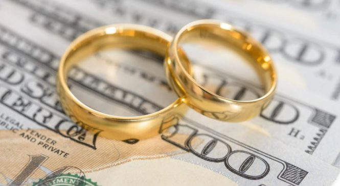 Marriage counseling questionnaire: Is money very important