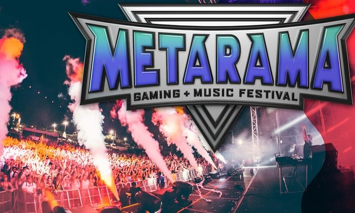 Metarama Gaming + Music Festival 4 Music Festivals Worth Attending In The US