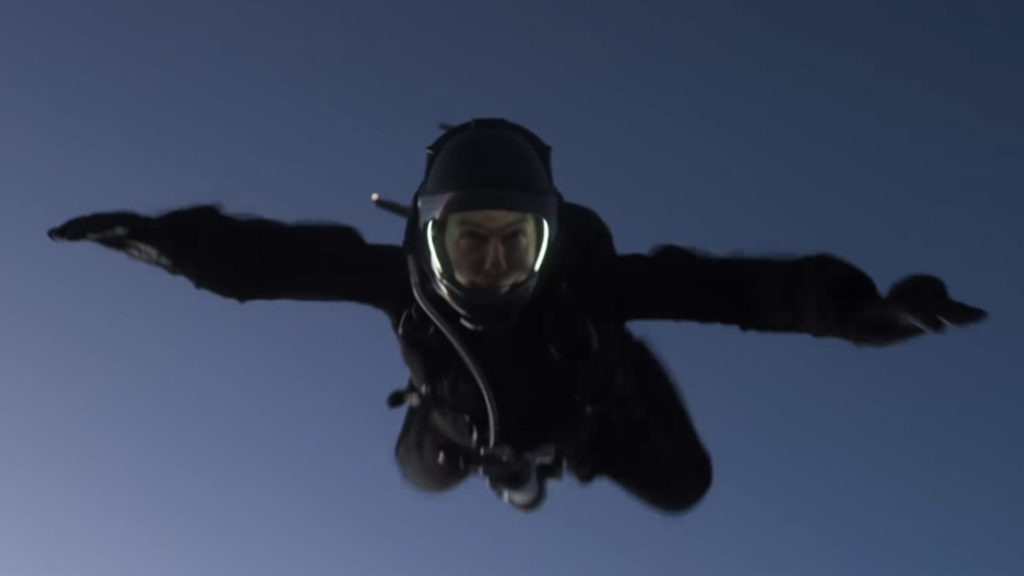 Technology Behind Aerial Film Production Behind the Scenes: A Case Study in Hollywood Stunts