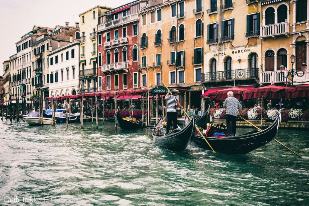 Venice, Italy European Locations That Should Be On Your Bucket List