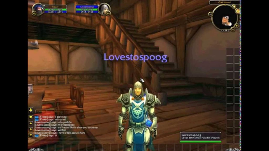 World of Warcraft roleplay