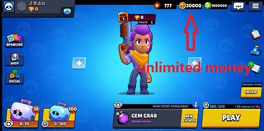 brawl Mod Features Use Brawl Stars MOD to become the best player