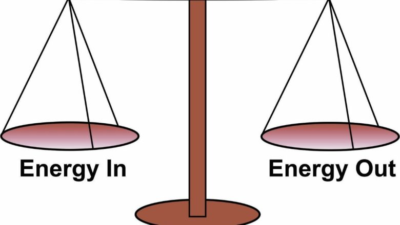 Weight loss with balanced energy psychology