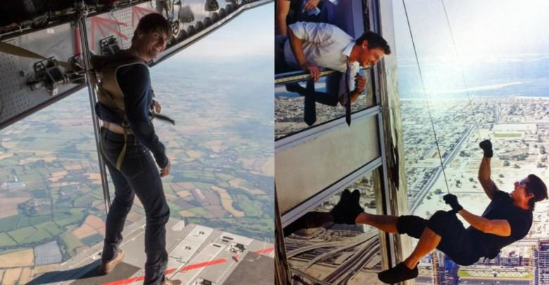 on location stunts Behind the Scenes: A Case Study in Hollywood Stunts