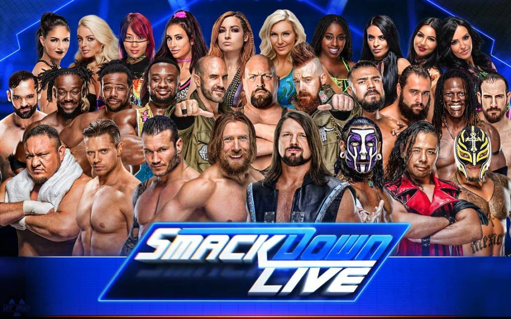 wwe smackdown Why is WWE SmackDown not as big as Raw?