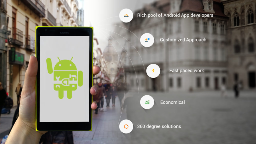Why You Need An Android Application For Your Business