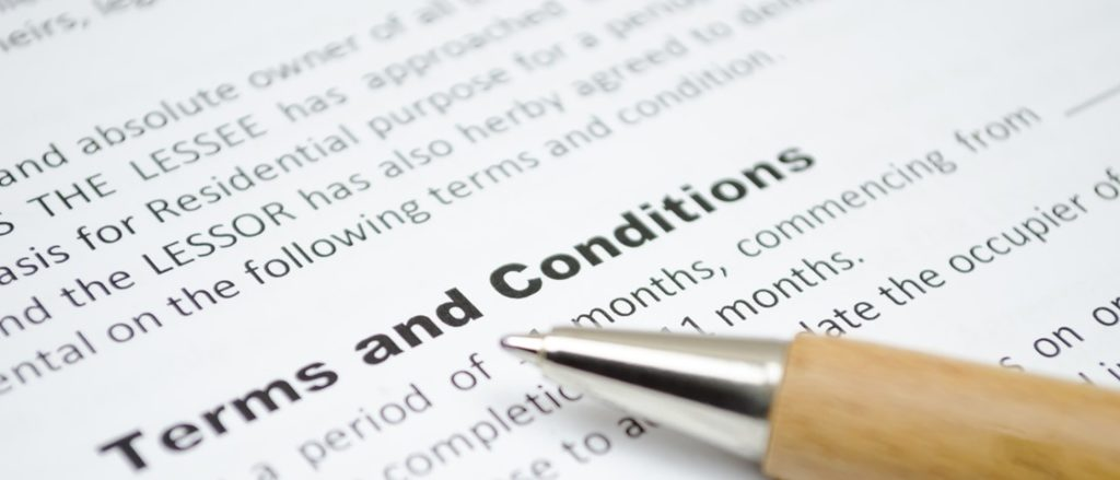Loan Terms and Conditions Applied for a Poor Credit Business Loan?