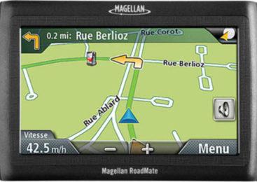 Magellan 1424 RoadMate GPS review