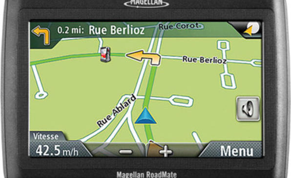 Magellan 1424 RoadMate GPS review